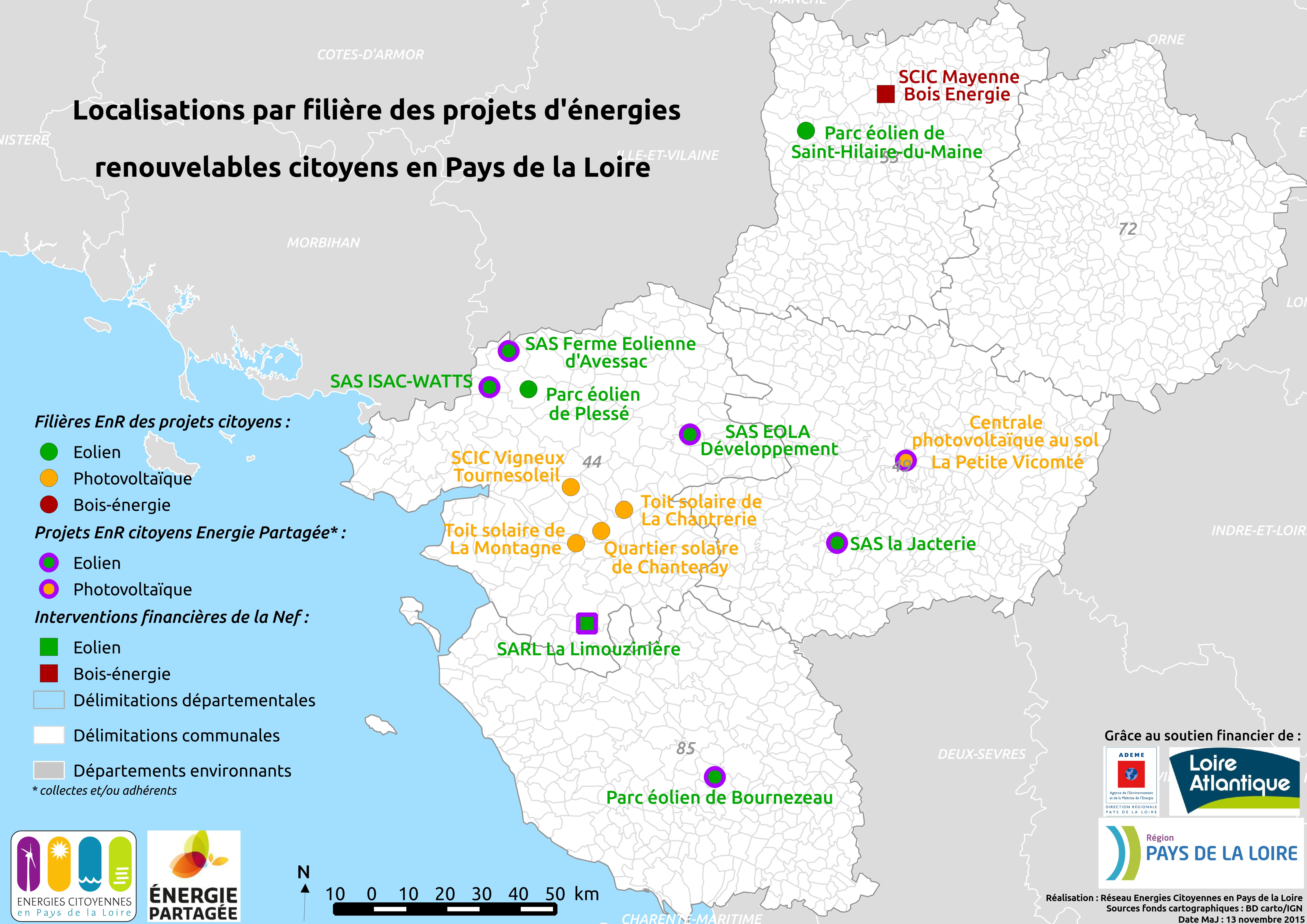 projets énergies citoyennes